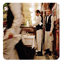 Coupole brasserie in Paris - Place to dine